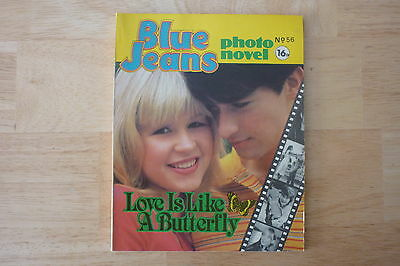 Blue Jeans Picture Story Library. 1981.  No.56. Like Mandy,Debbie,Judy,Bunty.