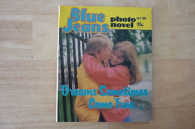 Blue Jeans Picture Story Library. 1981.  No.20. Like Mandy,Debbie,Judy,Bunty.