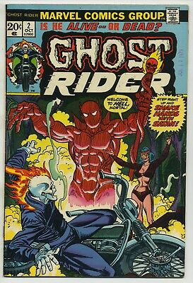 Ghost Rider 2 Early Issue