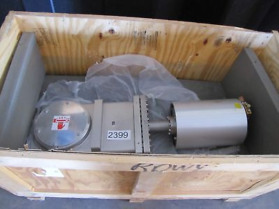 "Vat F48-60364-24 Heavy Duty 10"" Gate Valve - New In Crate?  (#2399)"
