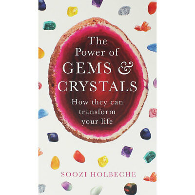 The Power of Gems and Crystals (Paperback), Non Fiction Books, Brand New