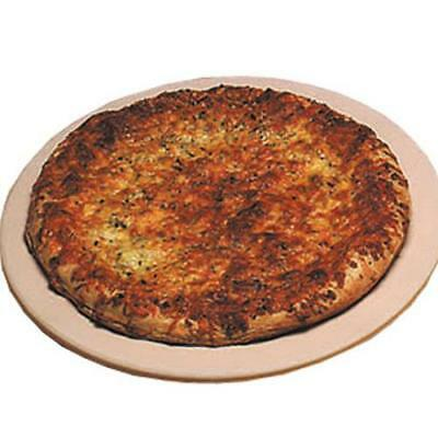 "American Metalcraft Ceramic Pizza Baking Stone - 13"" Round"