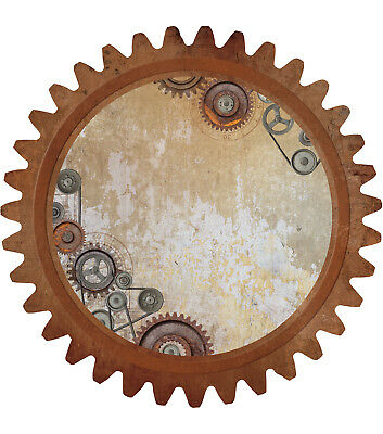 "Kaisercraft Factory 42 12x12"" Die Cut - Cog & Pulleys ~ Father's Day"