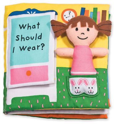 Melissa & Doug WHAT SHOULD I WEAR? Pre-School Young Children Toys Games - NEW