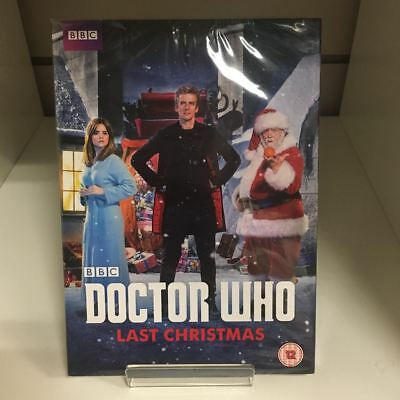 Doctor Who Last Christmas DVD - New and Sealed Fast and Free Delivery