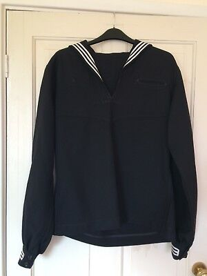 Vintage 1940's American Sailor Top/jumper Size 40 L