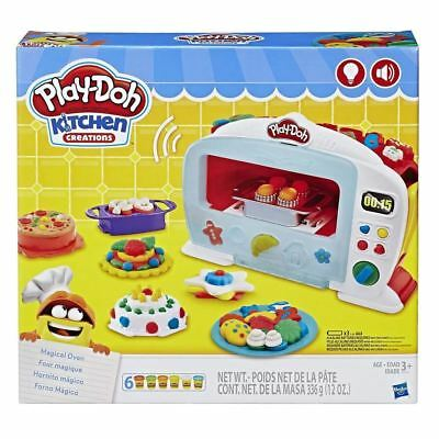 Play-Doh Kitchen Creations Magical Oven Childrens Playset