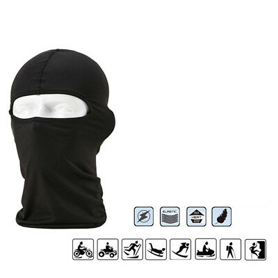 Cycling Balaclava Full Face Mask Neck Ultra Thin Cool Ski Motorcycle