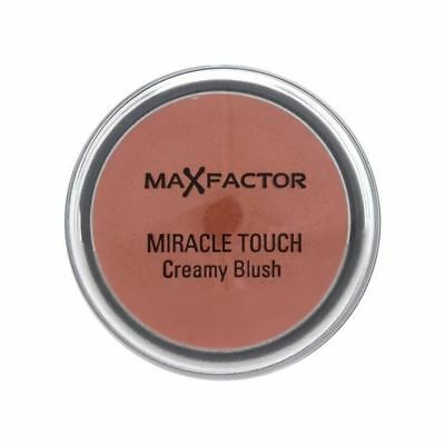 Max Factor Miracle Touch Creamy Blusher Soft Copper (Pack of 6)