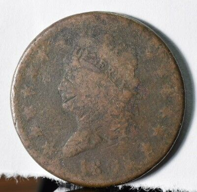1808 Classic Head Large Cent