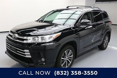 Toyota Highlander XLE 4dr SUV AWD Texas Direct Auto 2017 XLE 4dr SUV AWD Used 3.5L V6 24V Automatic AWD SUV