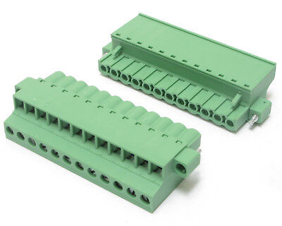 Phoenix Contact FRONT-MSTB 2,5/12-STF-5,08 12-Pin PCB Connector