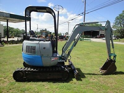 Ihi 20 Jx   Mini Excavator  2409 Hours 2 Speed