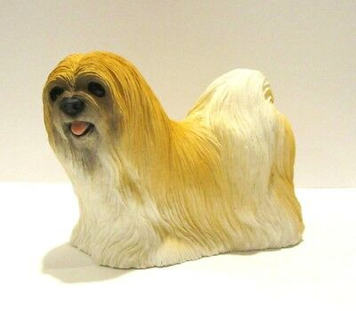 Lhasa Apso Dog Figurine Brown - Conversation Concepts