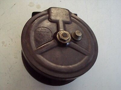 Vintage Small Capstan Pat No. 104780/37 Fishing Reel Collectable