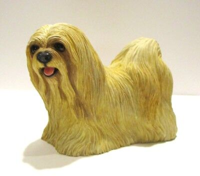 Lhasa Apso Dog Figurine Blond - Conversation Concepts