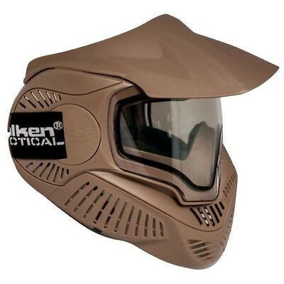 Paintball Maske Sly Annex MI-7 thermal - Tan