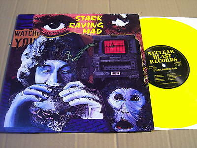 "Stark Raving Mad - Social Sickness - 10""-Lp"