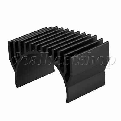 540 Motor Heat Sink Black Color for Remote Control Car 40x40mm Fan