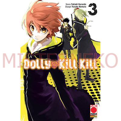 Manga - Dolly Kill Kill 3 - Panini Comics