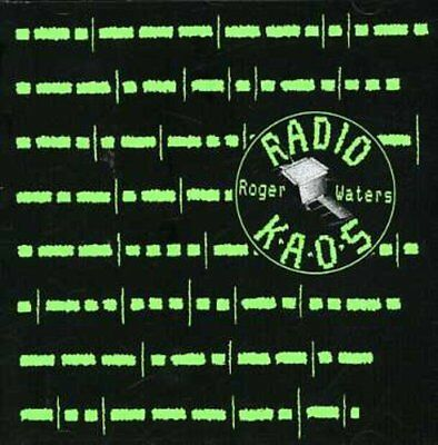 Roger Waters ~ Radio K.A.O.S. ~ NEW CD ~ Pink Floyd
