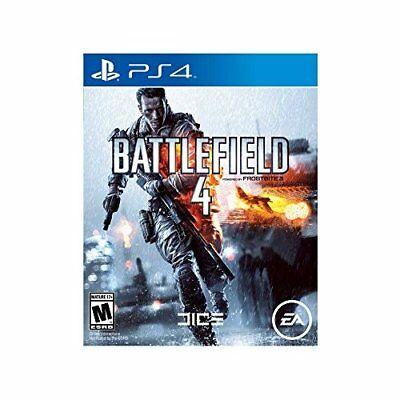 Battlefield 4 For PlayStation 4 PS4 Shooter 7E