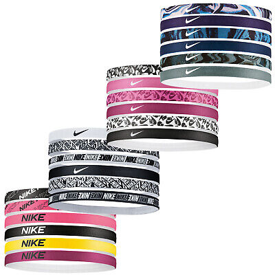 Nike Printed Headbands Assorted Haarbänder Stirnband Haarband Haargummi