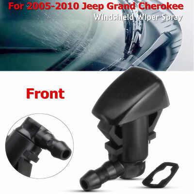 Front Windscreen Washer Wiper Spray Jet Nozzle For Jeep Grand Cherokee 2005-2010