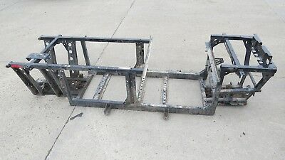 2012 Polaris Ranger 800 Xp - 1017646-067 Main Frame Asm, Blk (Ops1026)