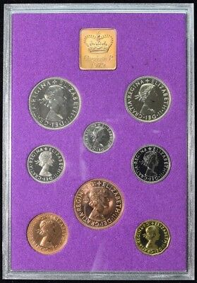 1970 United Kingdom Proof Coin Set