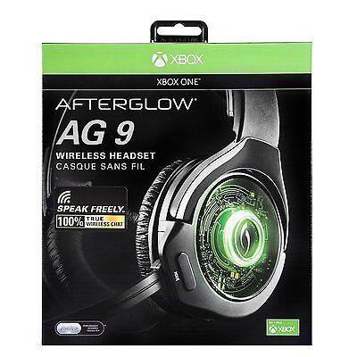 Afterglow - AG 9 Wireless Stereo Sound Over-the-Ear Gaming Headset for Xbox One
