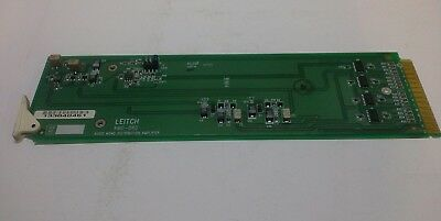 Leitch AMD-880 Lo Z Audio Mono Distribution Amplifier Card