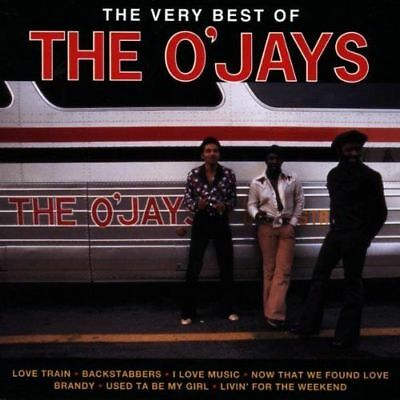 The O'Jays ~ The Very Best Of ~ NEW CD ~ 20 Song Greatest Hits Collection