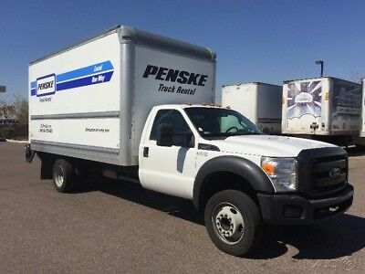 Penske Used Trucks - unit # 696382 - 2014 Ford F450