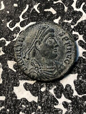 Unidentified Ancient Roman Coin Bronze Lot#A182 You ID! ~19mm