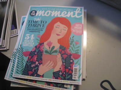 In The Moment Magazine Issue #12 June 2018 Mindful Ways To Live Your Life Well