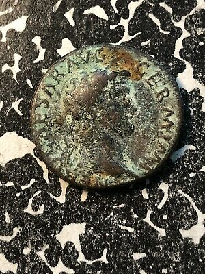 Unidentified Ancient Roman Coin AE Lot#A216 ~28mm You ID!