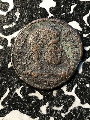 Unidentified Ancient Roman Coin AE Lot#A218 ~19mm You ID!