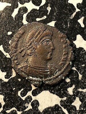 Unidentified Ancient Roman Coin AE Lot#A220 ~20mm You ID!
