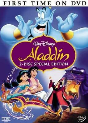 Aladdin (Two-Disc Special Edition) [DVD] USED!