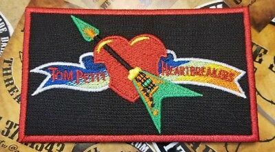 Tom Petty Heartbreakers Colorful patch #2