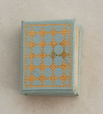 Dollhouse Miniature Book Vanity Fair Barbara J Raheb First Edition No 149
