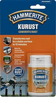 Hammerite 5092819 Kurust One Coat 90mL Rust Corrosion Remover Treatment Protect