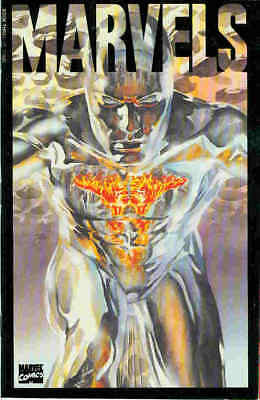 Marvels # 3 (of 4) (Alex Ross, 52 pages, 2nd printing) (USA, 1994)