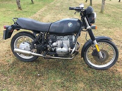 Bmw R80St Restoration Project Spairs Repair