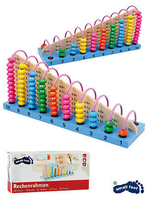 Wooden Beads Abacus Counting Maths Educational Children Kid Learning Toy X7Z5
