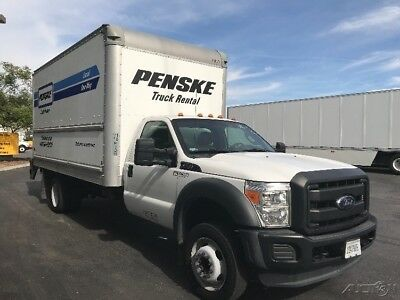 Penske Used Trucks - unit # 696377 - 2014 Ford F450