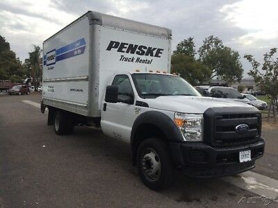 Penske Used Trucks - unit # 696384 - 2014 Ford F450