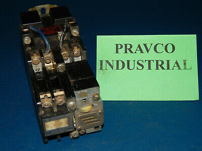 Allen-Bradley 700-NM400A1 Series E Relay 10A with 700-NT Series C Timing Unit