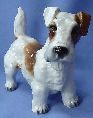 1950S Sealyham Cesky Terrier Zaccagnini Italy Dog 8""